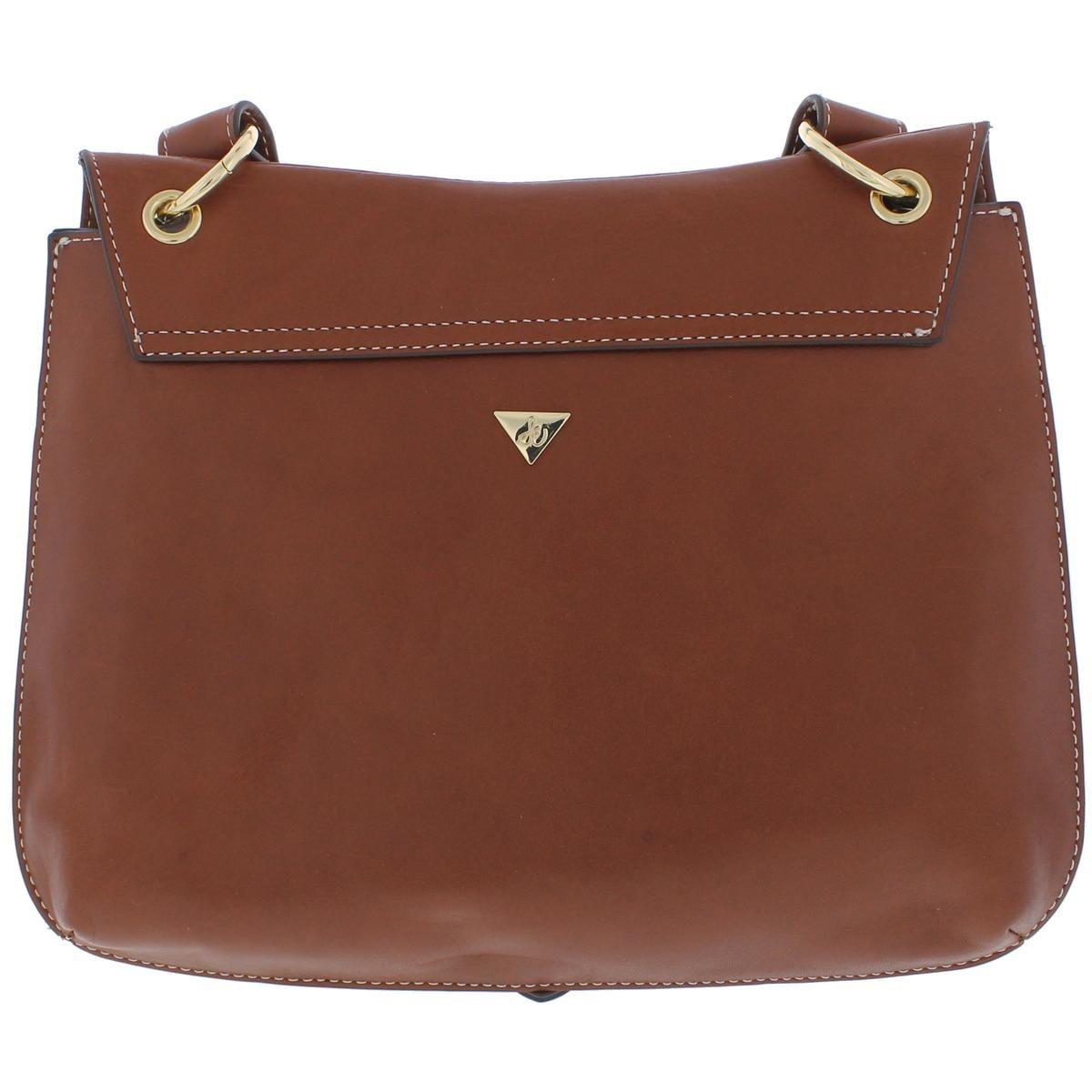 3d7ea92671165a Shop Sam Edelman Womens Delilah Saddle Handbag Leather Crossbody - Medium -  Free Shipping Today - Overstock - 21009491