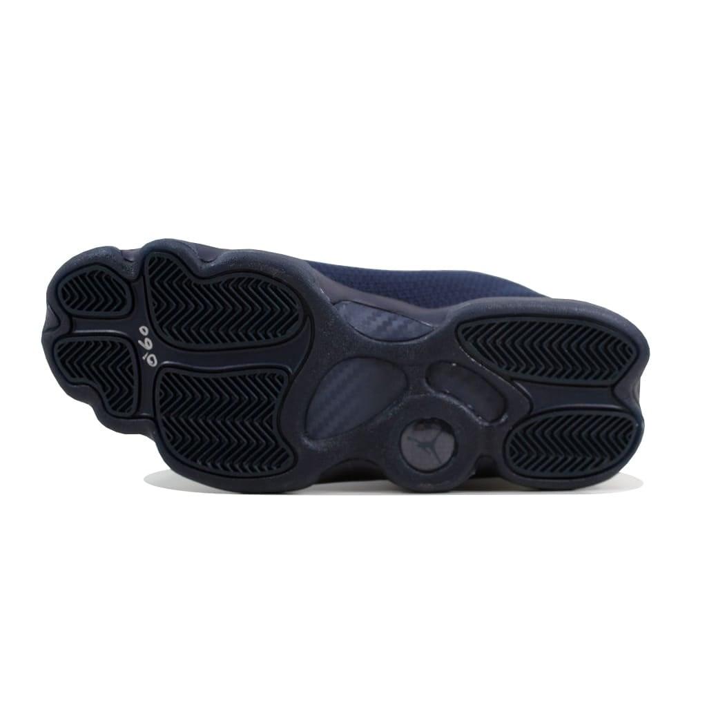 bb636921bae7 ... Shop Nike Mens Air Jordan Horizon Low ObsidianObsidian 845098-400 -  Free Shipping Today ...