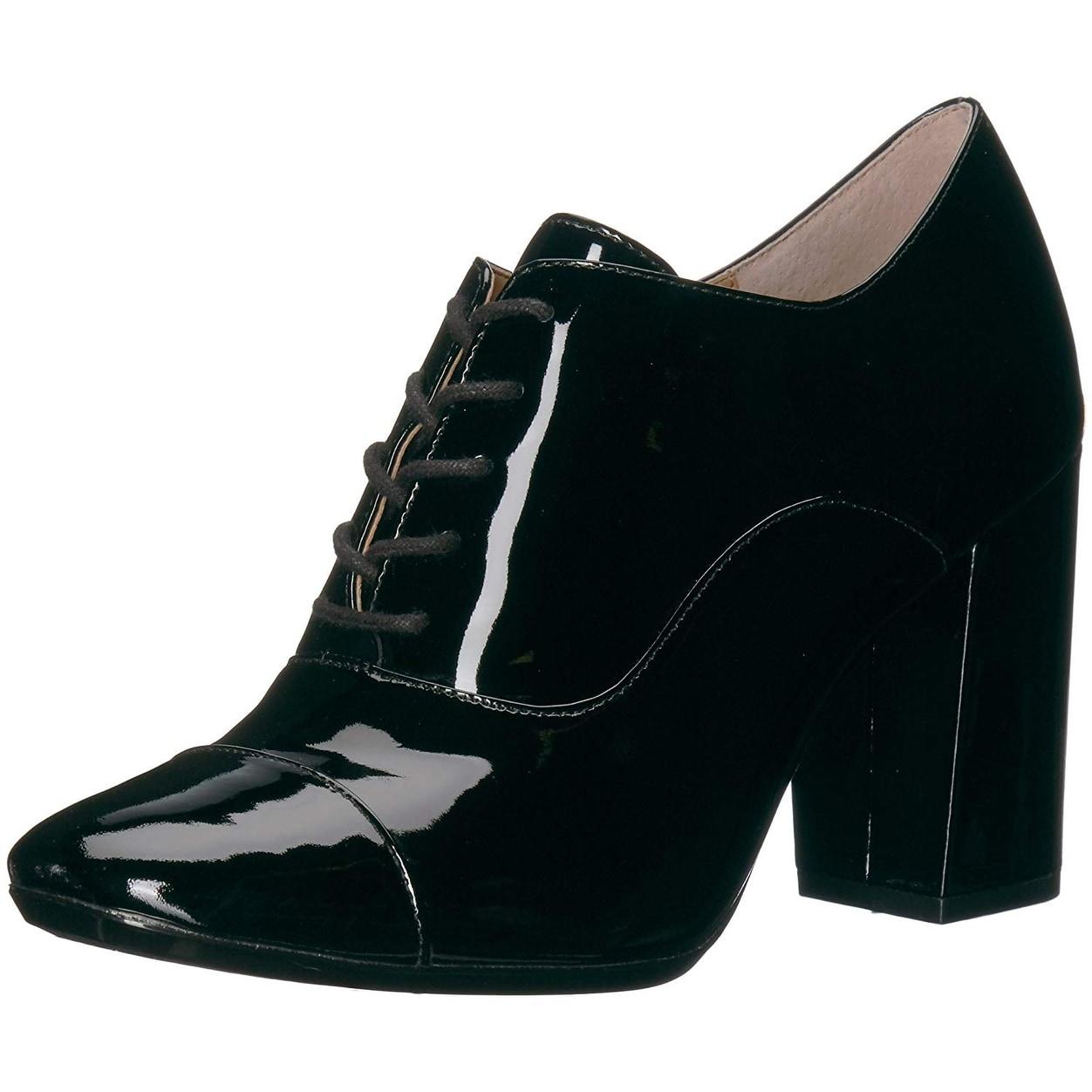 3d02ce12362eb Shop Calvin Klein Womens Cailey Ankle Boot Cap Toe Ankle Fashion ...