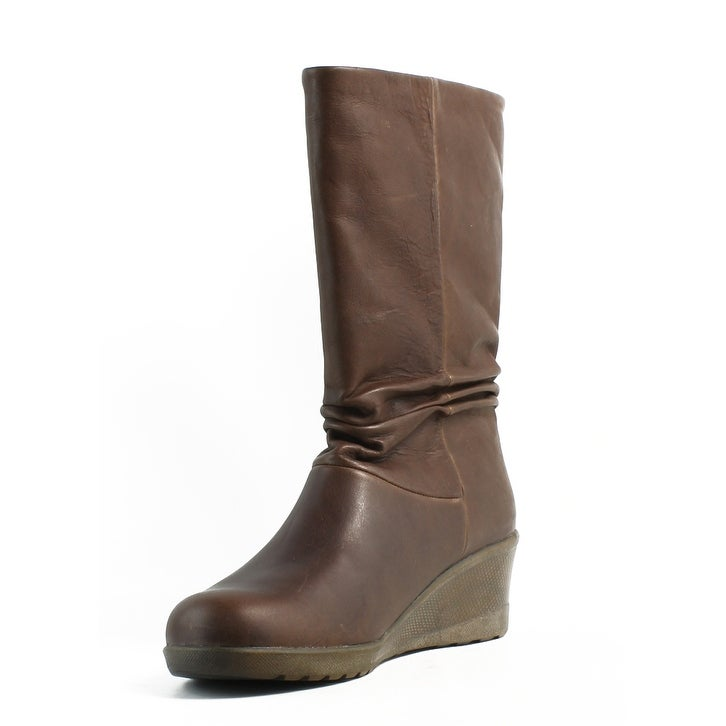 236aa8fab5d4 Shop KEEN Womens Kate Slouch Brown Fashion Boots Size 10.5 - Free ...