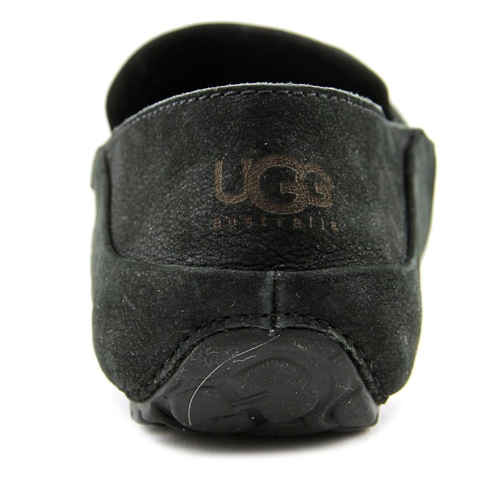 c27c32bea0b Ugg Australia Hunley Men Moc Toe Leather Loafer