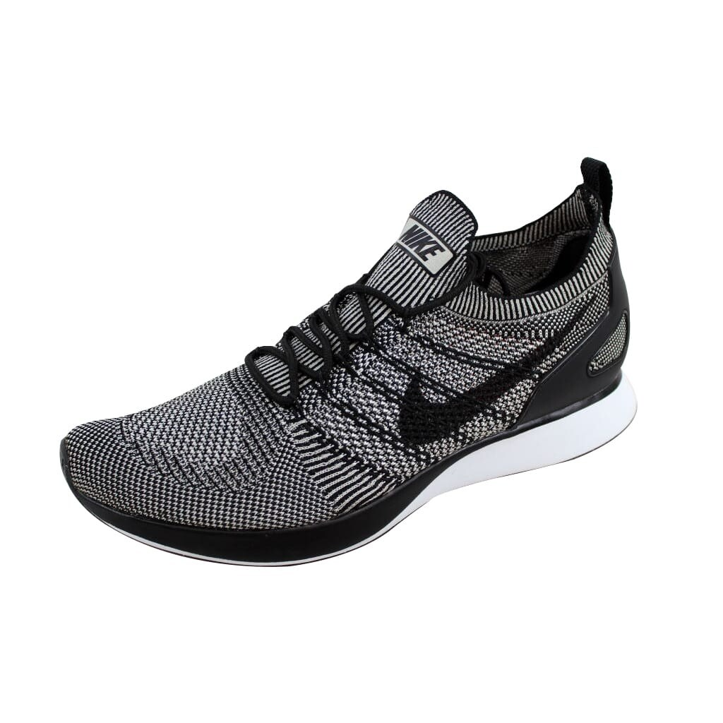 54a740da912 Nike Men s Air Zoom Mariah Flyknit Racer Pale Grey Black-Solar Red 918264- 003