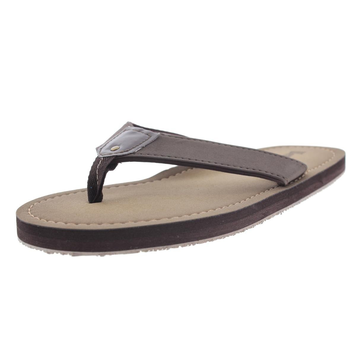 2c8afcc903e33 Shop Wembley Mens Flip-Flops Distressed Frayed - Free Shipping On Orders  Over  45 - Overstock - 13061189