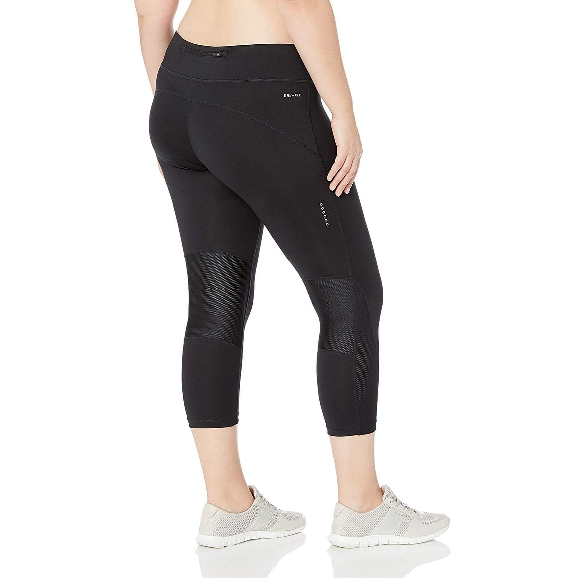 0e2f305c351075 Shop Nike Women's Plus Size Power Compression Cropped Leggings Black Size 3  Extra Large - XXX-Large - On Sale - Free Shipping Today - Overstock -  27884154