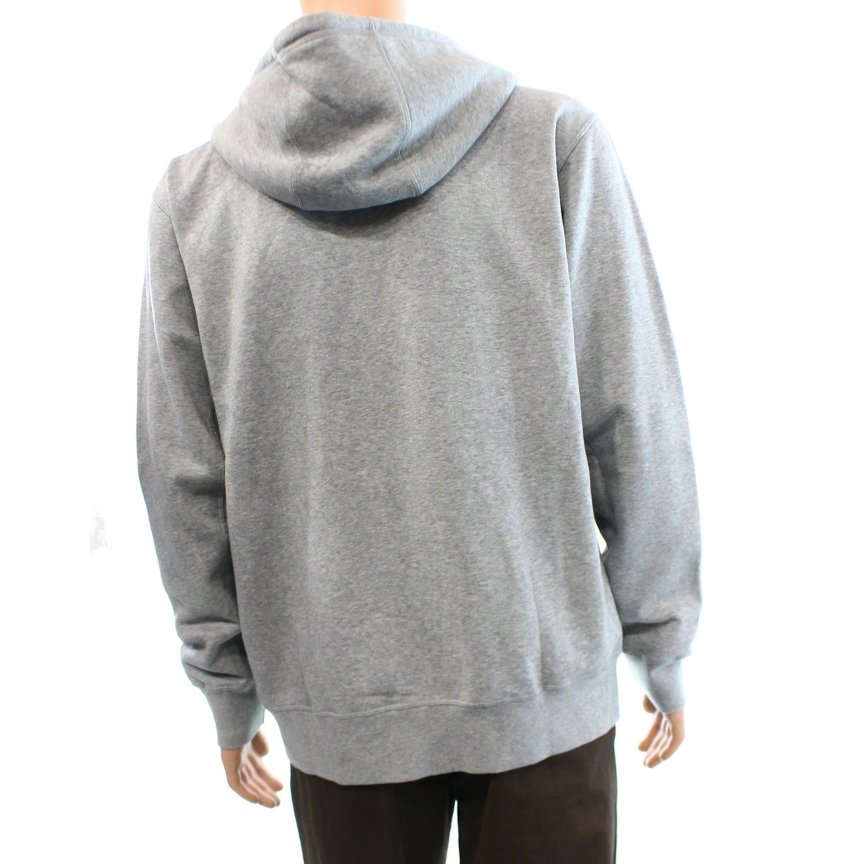 679feaeda ... low cost polo ralph lauren sport new gray mens large l full zip hoodie  sweater c77e5