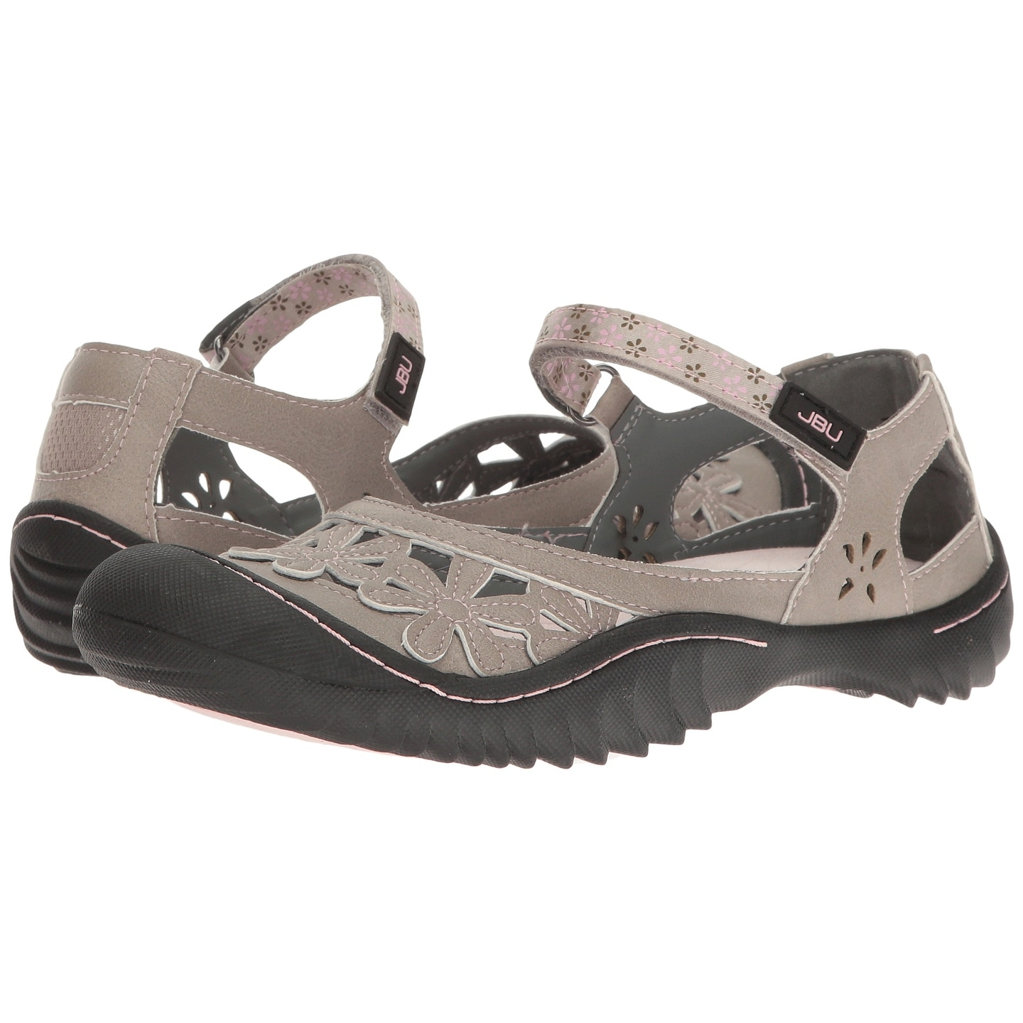 6a8e1c7d9e58 Shop Jambu Womens Wildflower Closed Toe Walking Sport Sandals - Free  Shipping On Orders Over  45 - Overstock - 17021901