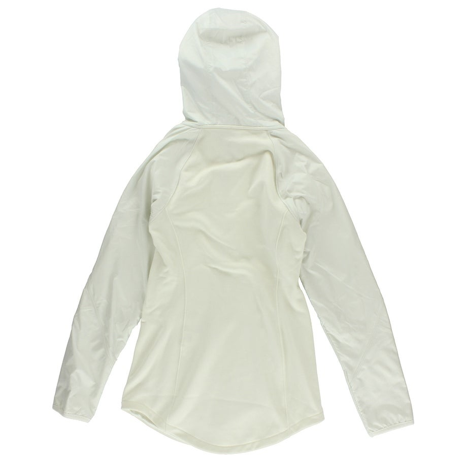 a3334f7b8 The North Face Womens Spark Full Zip Hoodie Off White