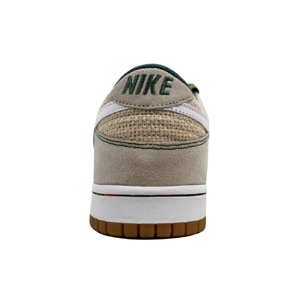 62e33c28021a Shop Nike Women s Dunk Low Light Bone White-Gum Light Brown 308608-011 Size  12 - On Sale - Free Shipping Today - Overstock - 19508099