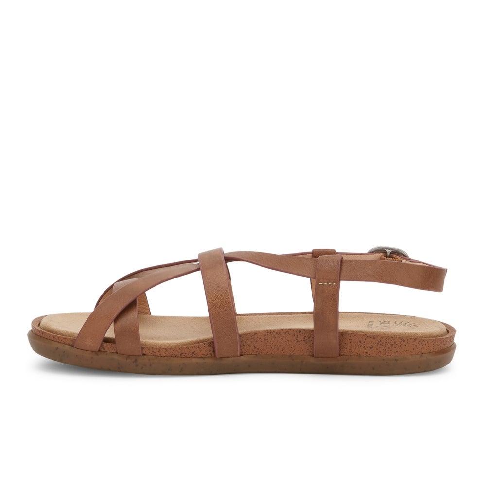 6f91e62ccfadd9 Shop G.H. Bass   Co. Womens Margie 2.0 Leather Sunjuns Sandal Shoe - On  Sale - Free Shipping Today - Overstock - 22538567
