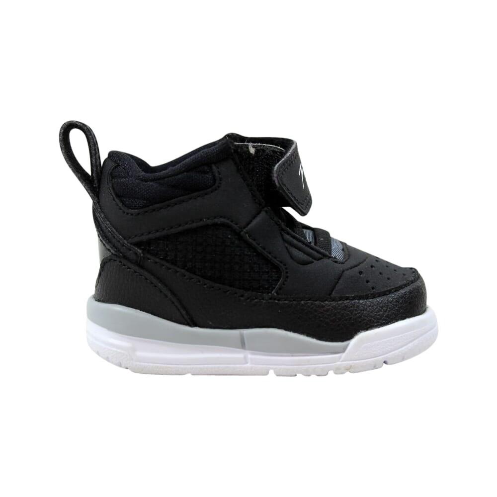 timeless design d13e4 5784f Nike Toddler Air Jordan Flight 9.5 BT Black/White-Cool Grey-Wolf Grey  654977-003 Size 2