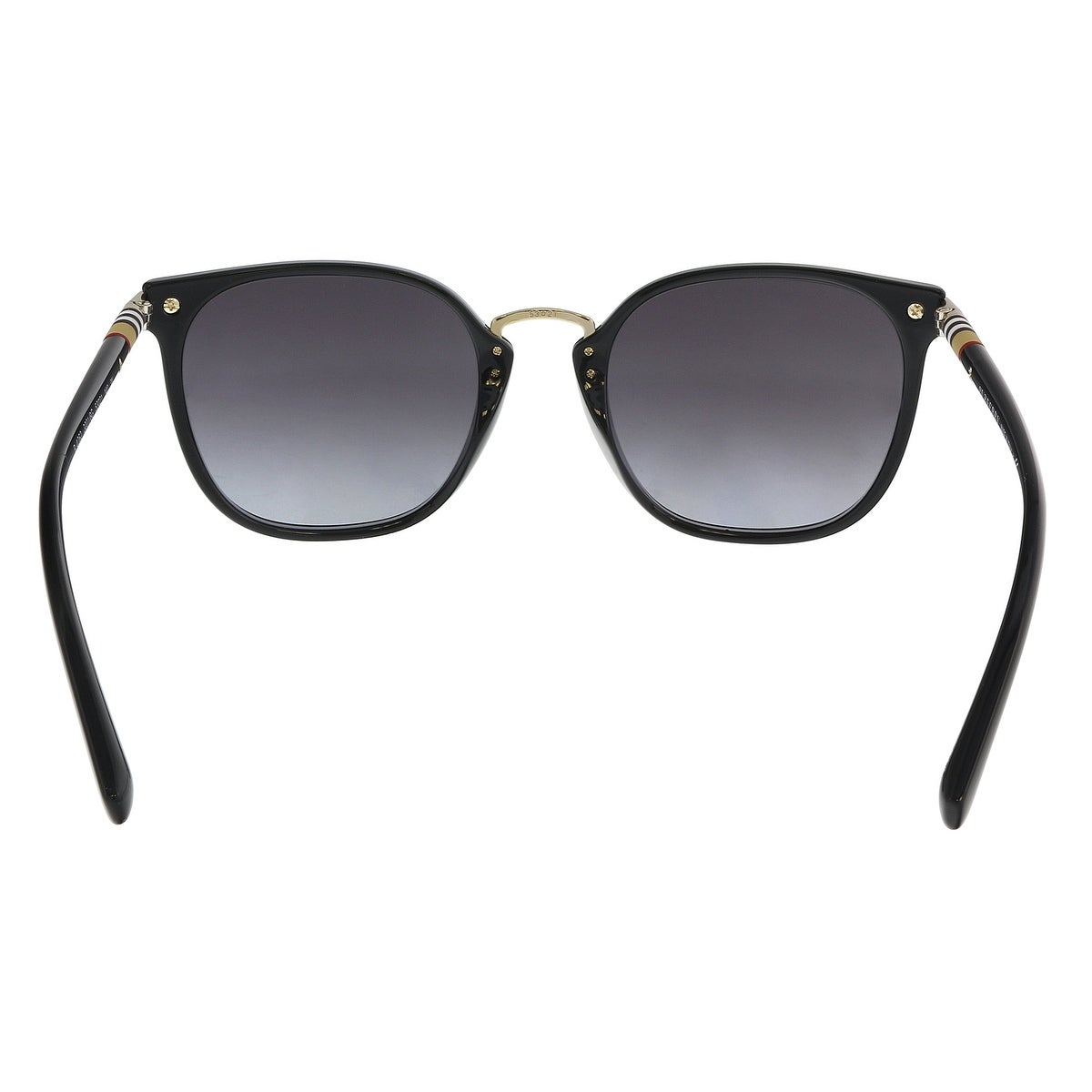 e234a0087b4 Shop Burberry BE4262 30018G Black Square Sunglasses - 53-21-140 - Free  Shipping Today - Overstock - 21158076