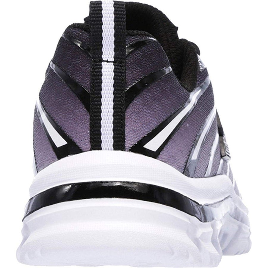Skechers Boys' Nitrate Training Shoe,GrayBlack,Us 13 M