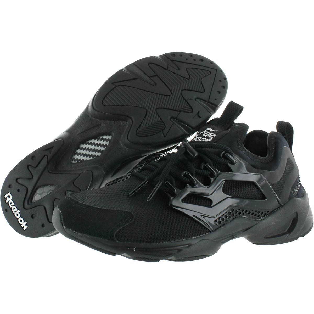85f013dcc38 Shop Reebok Womens Fury Adapt Fashion Sneakers Hexalite Ortholite - Free  Shipping On Orders Over  45 - Overstock - 21942365