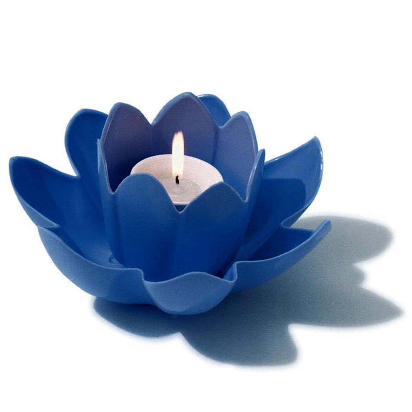 Shop 75 Hydrotools Swimming Pool Or Spa Blue Floating Flower