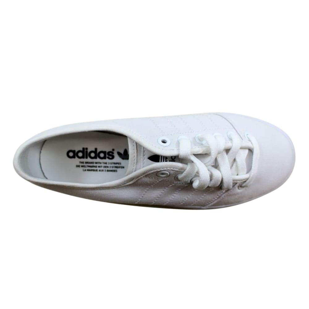 low priced c5a31 f0b21 Shop Adidas Adria Lo W WhiteWhite-Black M20813 Womens - Free Shipping On  Orders Over 45 - Overstock - 27339765
