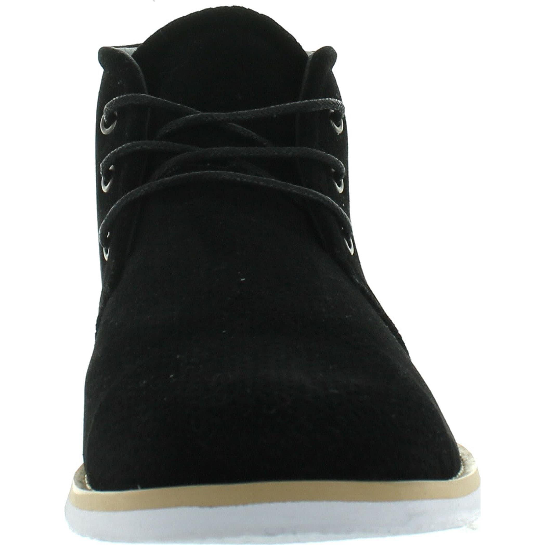 e0600b8a4d6 Franco Vanucci Men's Faux-Suede Leather Chukka Boot