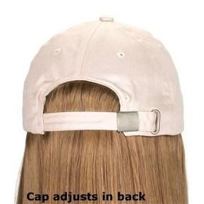 85639c883b2 Shop Hair Accent (8226) Classic Hat - Hair Piece Extension ( 8