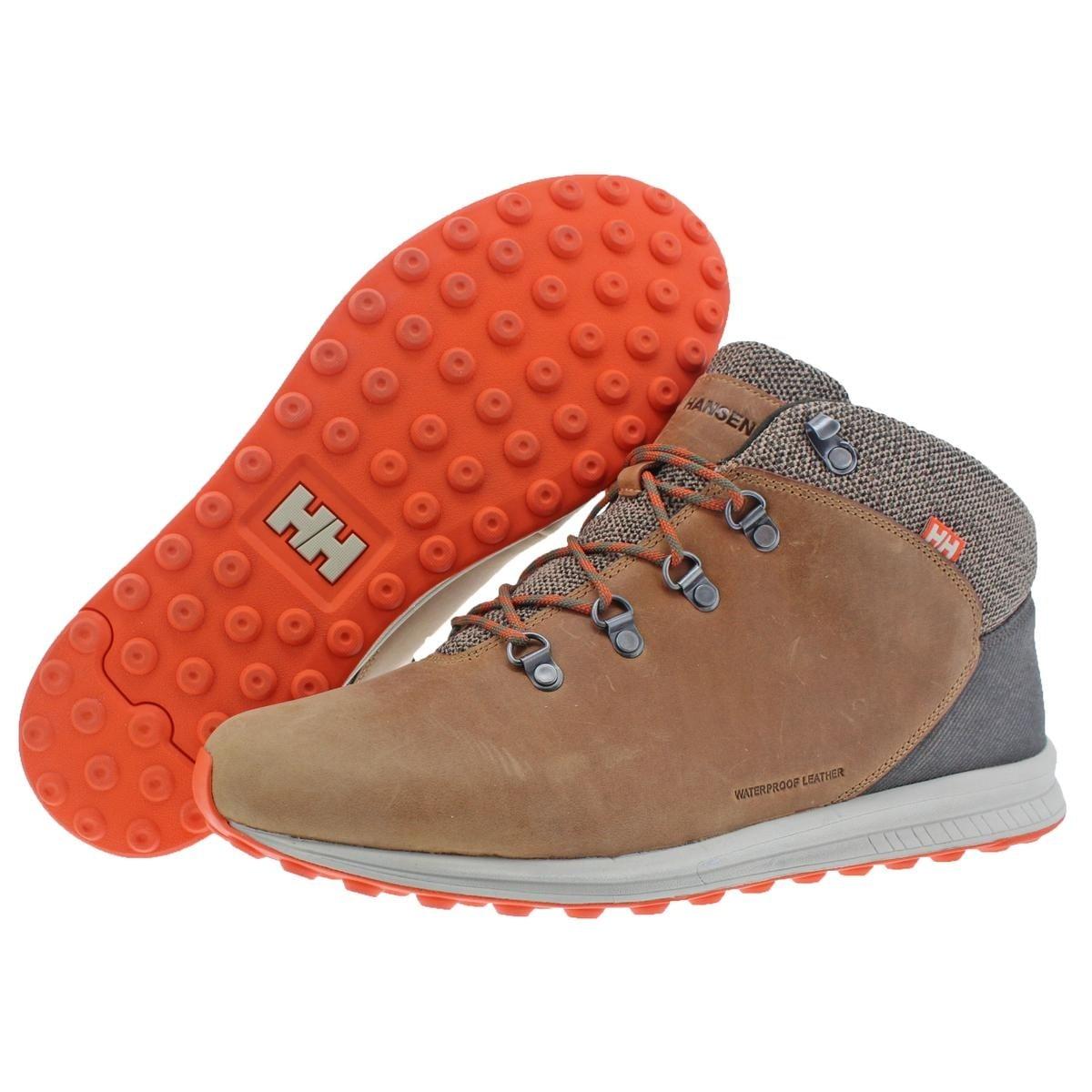 b230637b194 Helly Hansen Mens Jaythen X Winter Boots Leather Waterproof