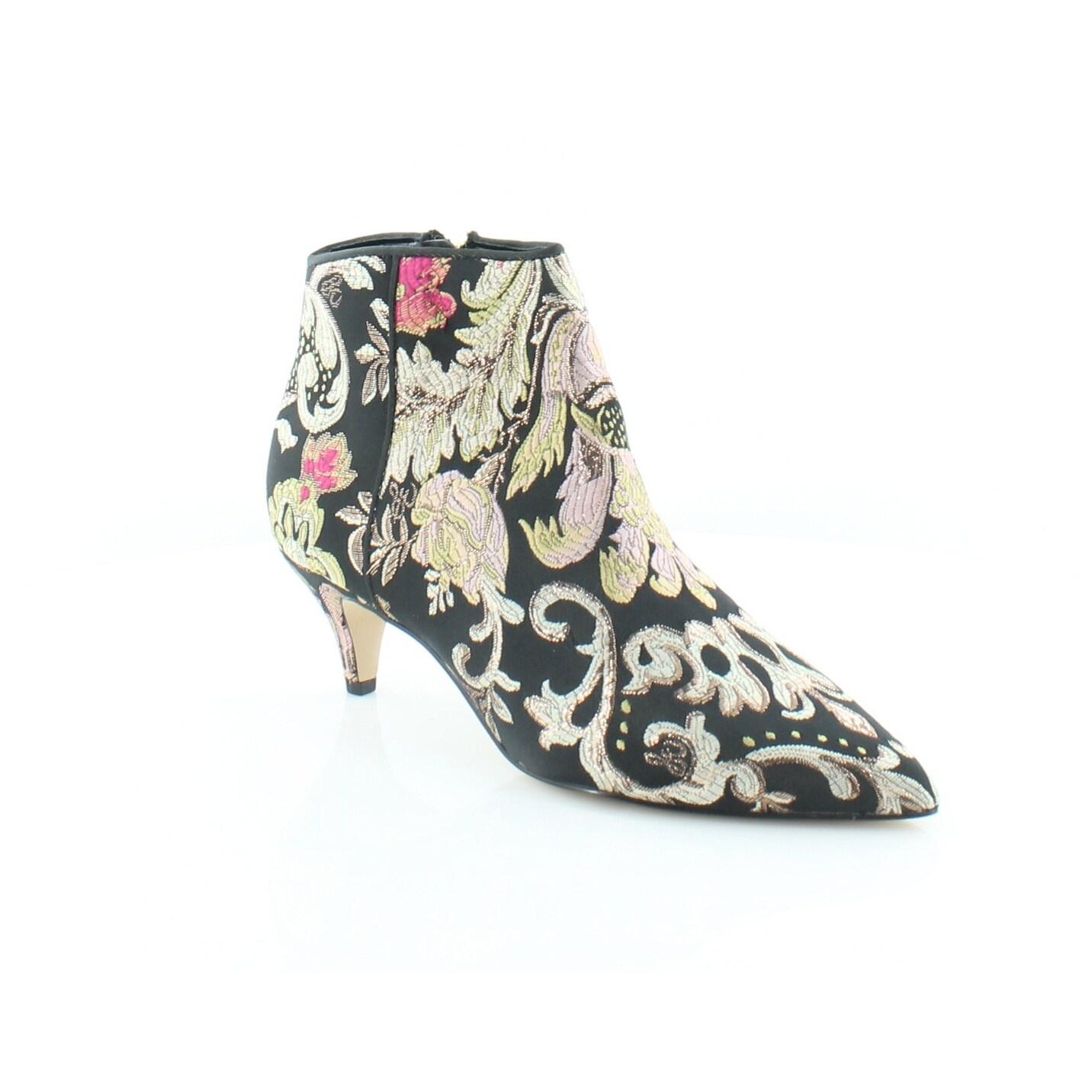 ff08e61ac Shop Sam Edelman Kinzey Women s Boots BlkMlt Met - 8 - Free Shipping ...