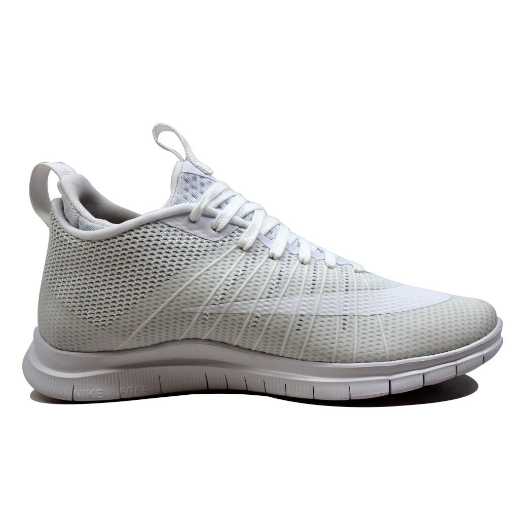 9649767bb86a3 Shop Nike Men s Free Hypervenom 2 FS White White 805890-100 Size 7.5 - Free  Shipping Today - Overstock - 21141684
