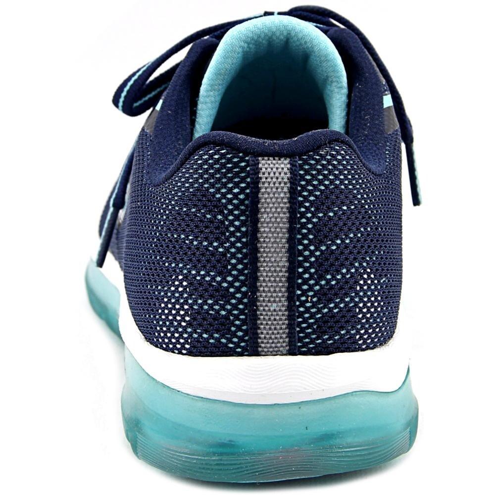 Skechers Go Air 2 Women Round Toe Canvas Blue Running Shoe