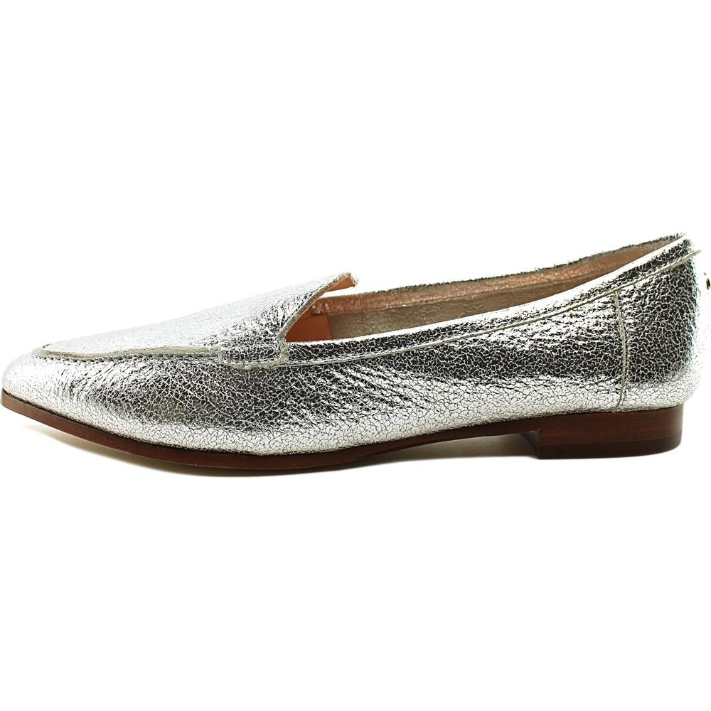 7f1edcb9e03a Shop Kate Spade Carima Women Pointed Toe Synthetic Silver Flats - Free  Shipping Today - Overstock - 15318619