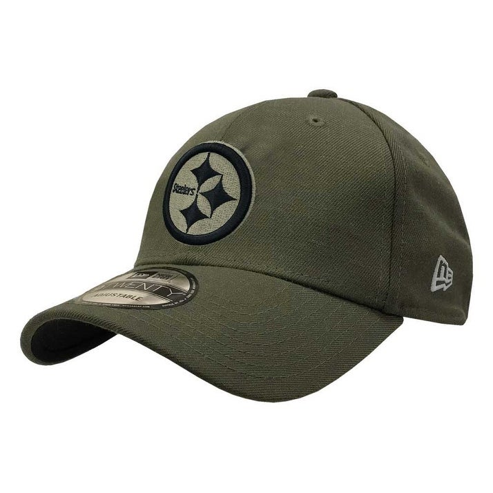 Shop New Era 2018 NFL Pittsburgh Steelers Salute to Service Baseball Cap  920 Military - Free Shipping On Orders Over  45 - Overstock - 23577494 d14190571