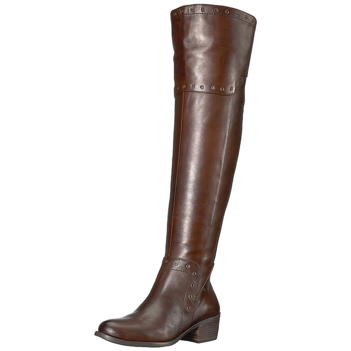 2349d36fff2 Shop Vince Camuto Womens Bestan Almond Toe Over Knee Fashion Boots ...