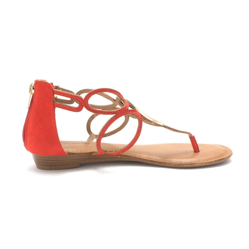 9072bfb03c2 Shop ZIGI SOHO Womens Markah Open Toe Casual Strappy Sandals - Free  Shipping On Orders Over  45 - Overstock - 15417392