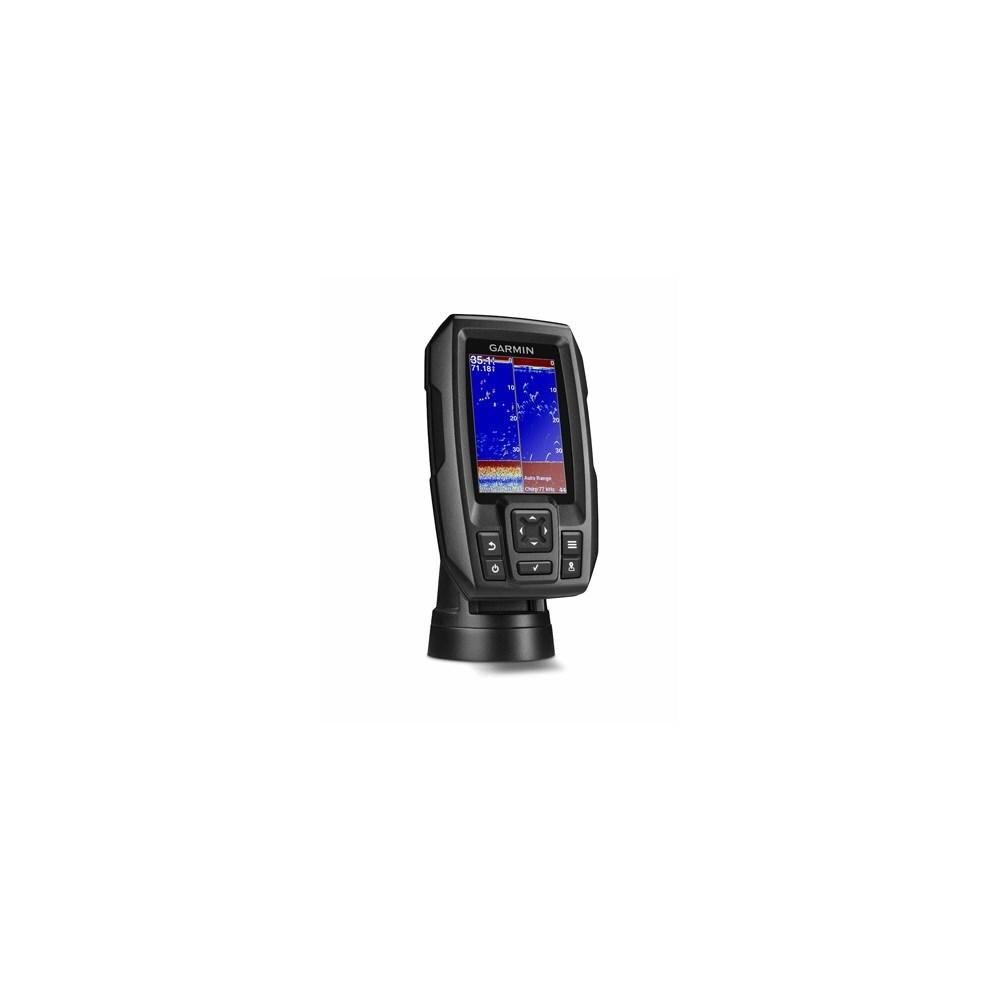 Refurbished Garmin Striker 4 CHIRP fishfinder w/ Transducer - AutoGain  technology and high-sensitivity GPS