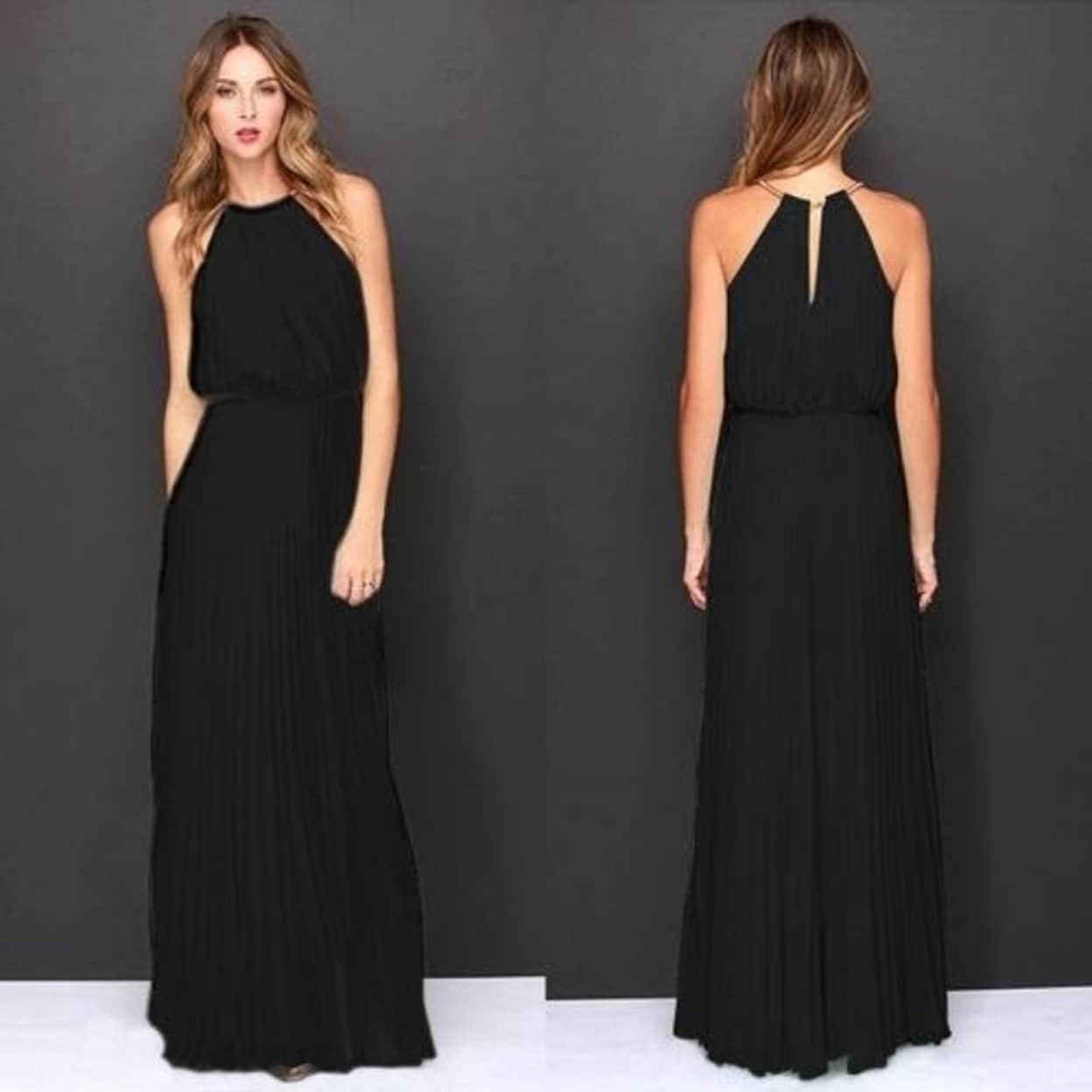 265953bc7b0 Boho Long Maxi Evening Party Dress Beach Dresses