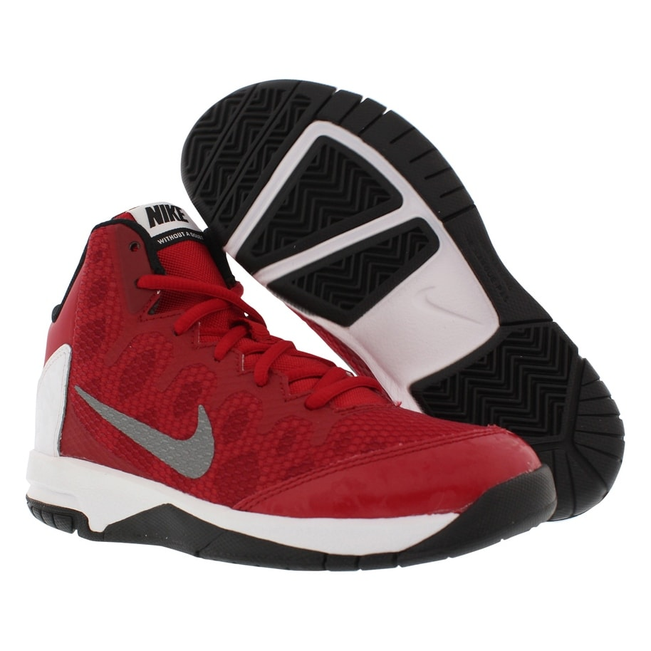 e45ba4654d28 Shop Nike Air Without A Doubt Basketball Preschool Kid s Shoes - 1 m - Free  Shipping Today - Overstock - 22125008