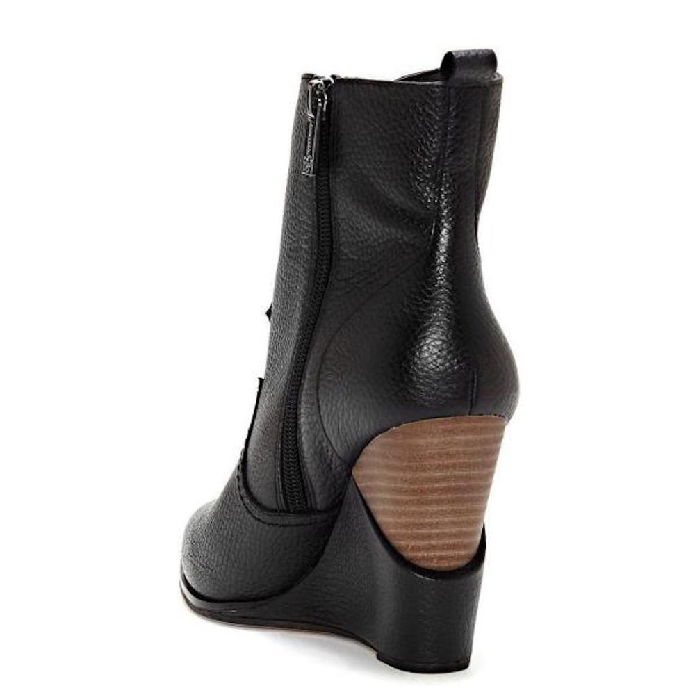 1618847344c078 Shop Jessica Simpson Womens Hilrie Leather Pointed Toe Ankle Fashion Boots  - Free Shipping Today - Overstock - 27602777