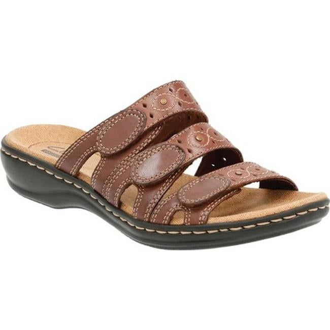 8a2cd5c03cc1 Shop Clarks Women s Leisa Cacti Brown Multi - On Sale - Free ...
