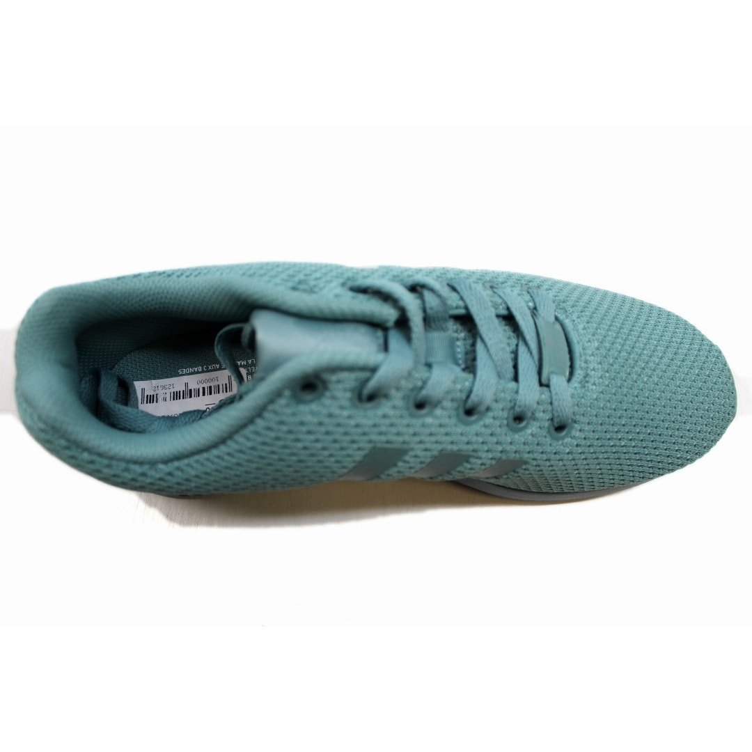 sale retailer f0e0a eb732 Shop Adidas Men s ZX Flux Mint Green BB2762 - On Sale - Free Shipping Today  - Overstock - 20131722
