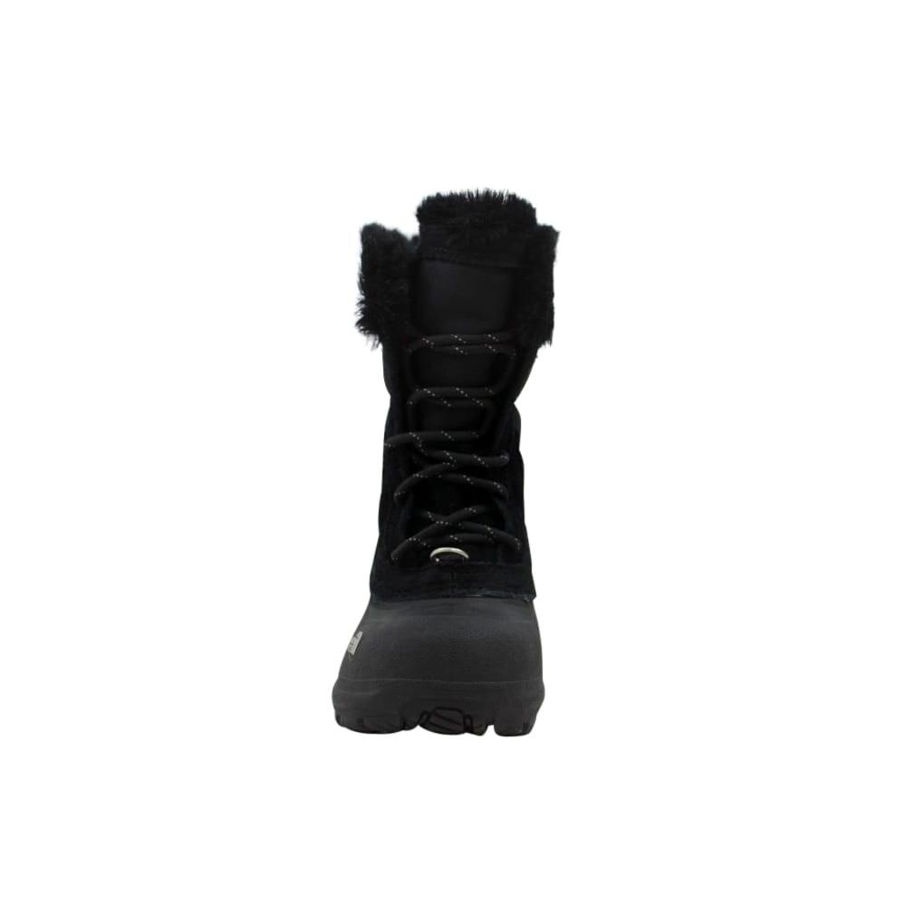 588f74d7b The North Face Shellista Lace Black/Foil Grey Pre-School AYCT07Y Size 10  Medium