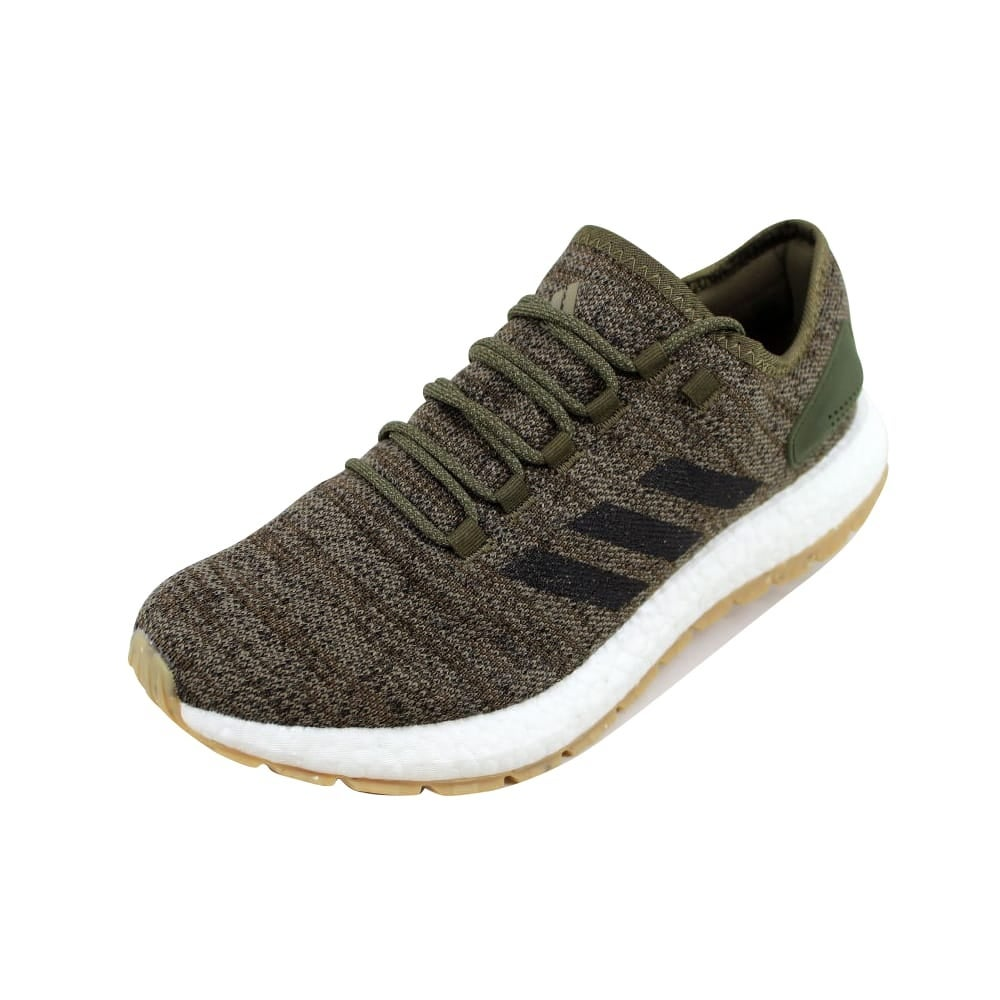 fc744ceb9fafc Shop Adidas PureBoost All Terrain Trace Cargo Core Black S80784 Men s -  Free Shipping Today - Overstock - 22531404