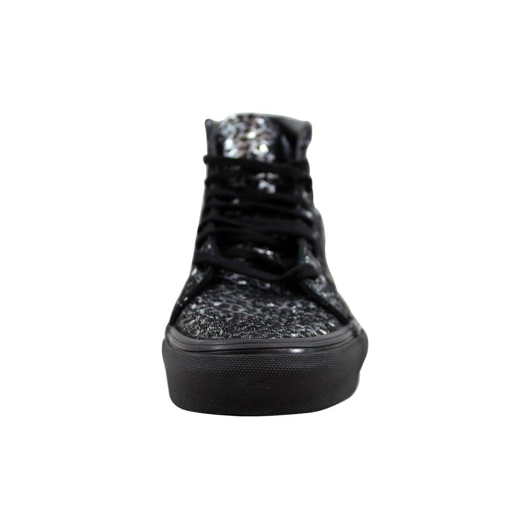 cd2f1d73a0 Shop Vans Sk8 Hi Slim Black Metallic Leopard VN00018IJQC Men s - Free  Shipping On Orders Over  45 - Overstock - 21893949