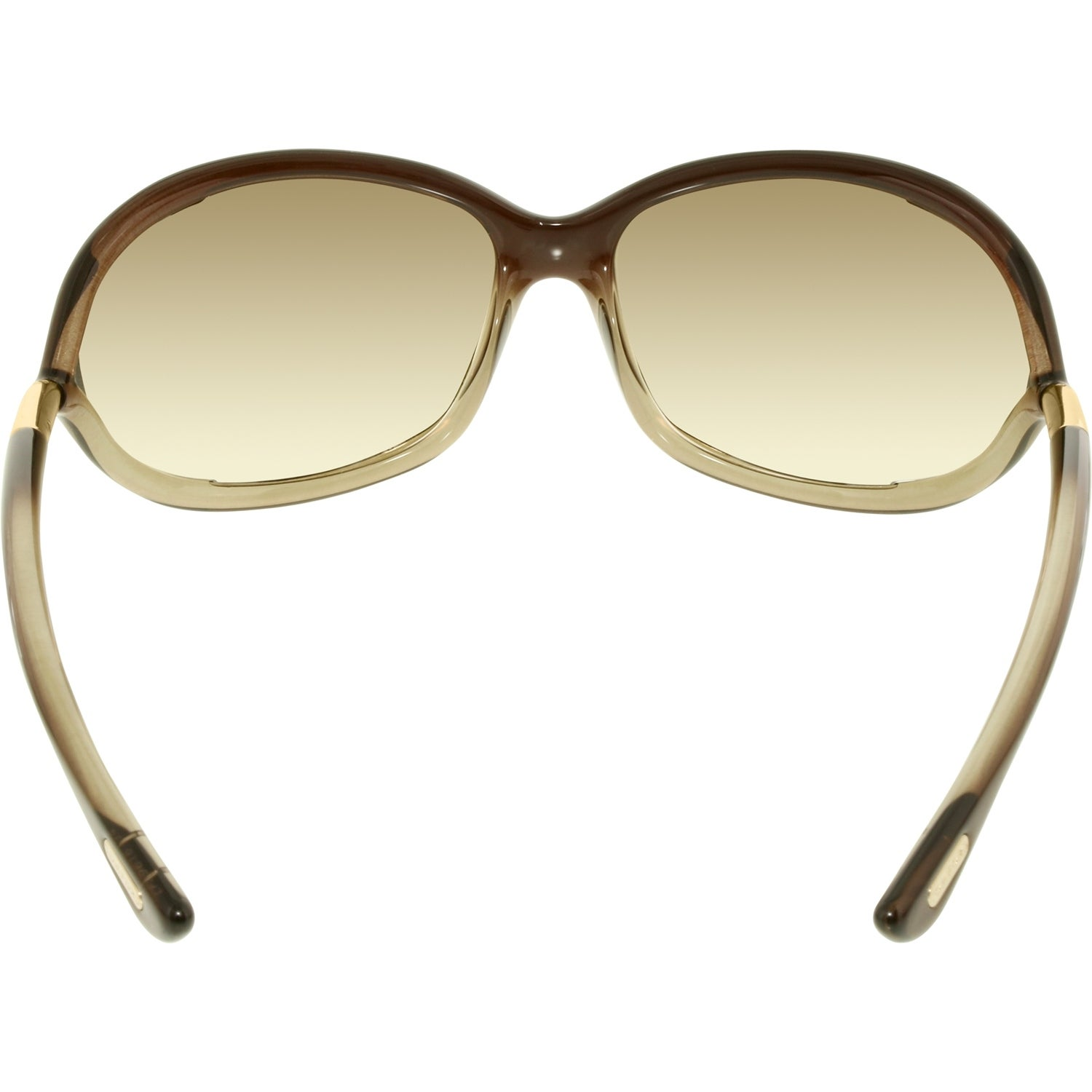 2c579785f7 Shop Tom Ford Women s Jennifer FT0008-38F-61 Brown Square Sunglasses - Free  Shipping Today - Overstock.com - 18901174