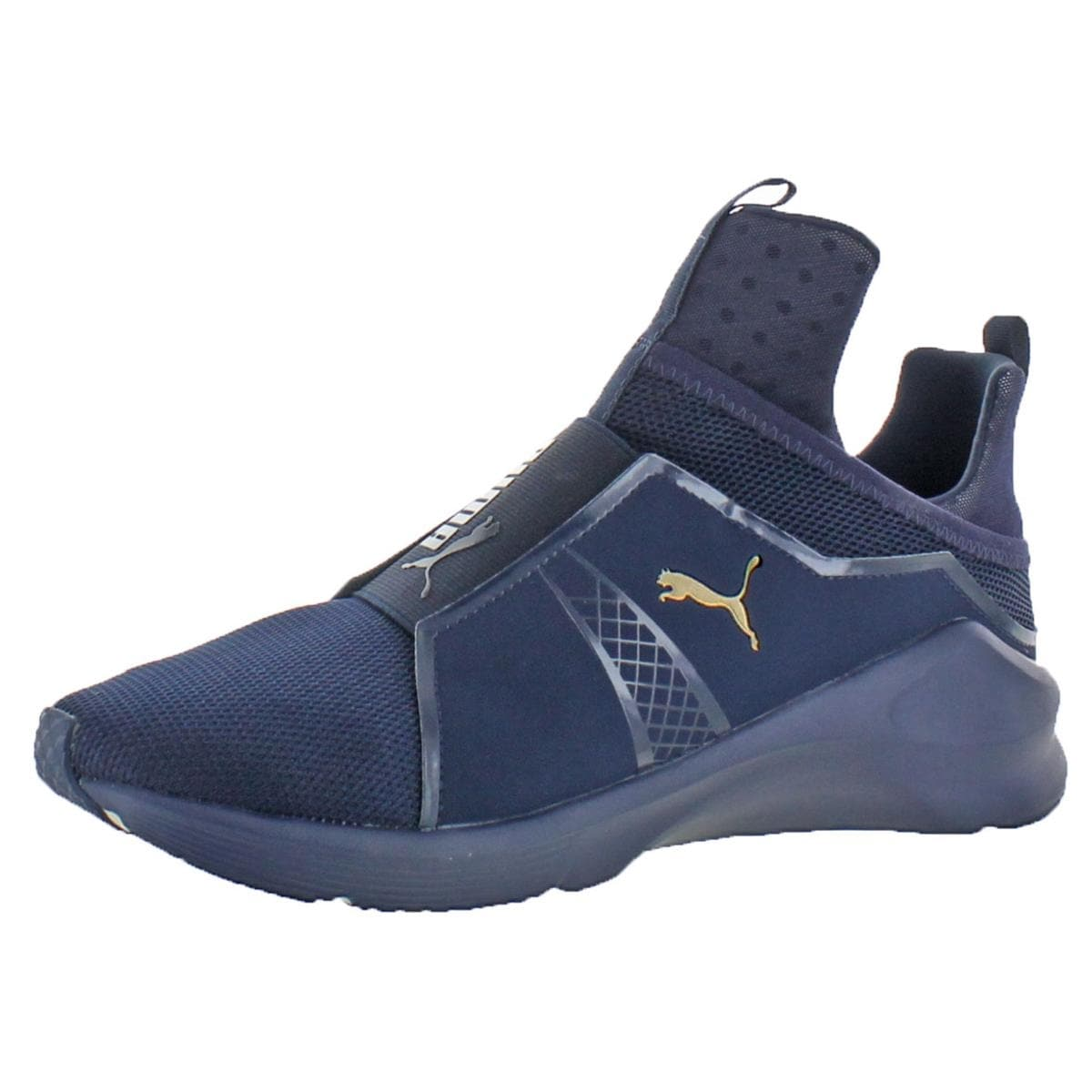 670a8fdcfd48 Shop Puma Mens Fierce Core Mono Trainers Lifestyle Athleisure - Free  Shipping Today - Overstock - 23446784