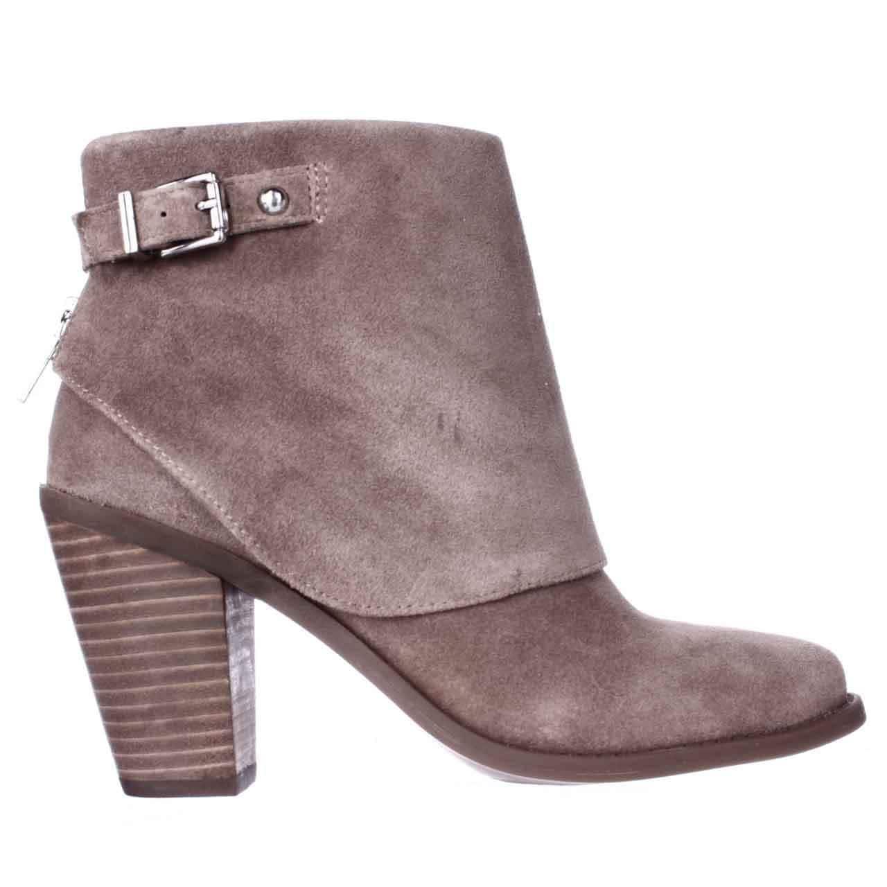 d7514f619f8 Jessica Simpson Caralyne Ankle Cuff Block Heel Booties