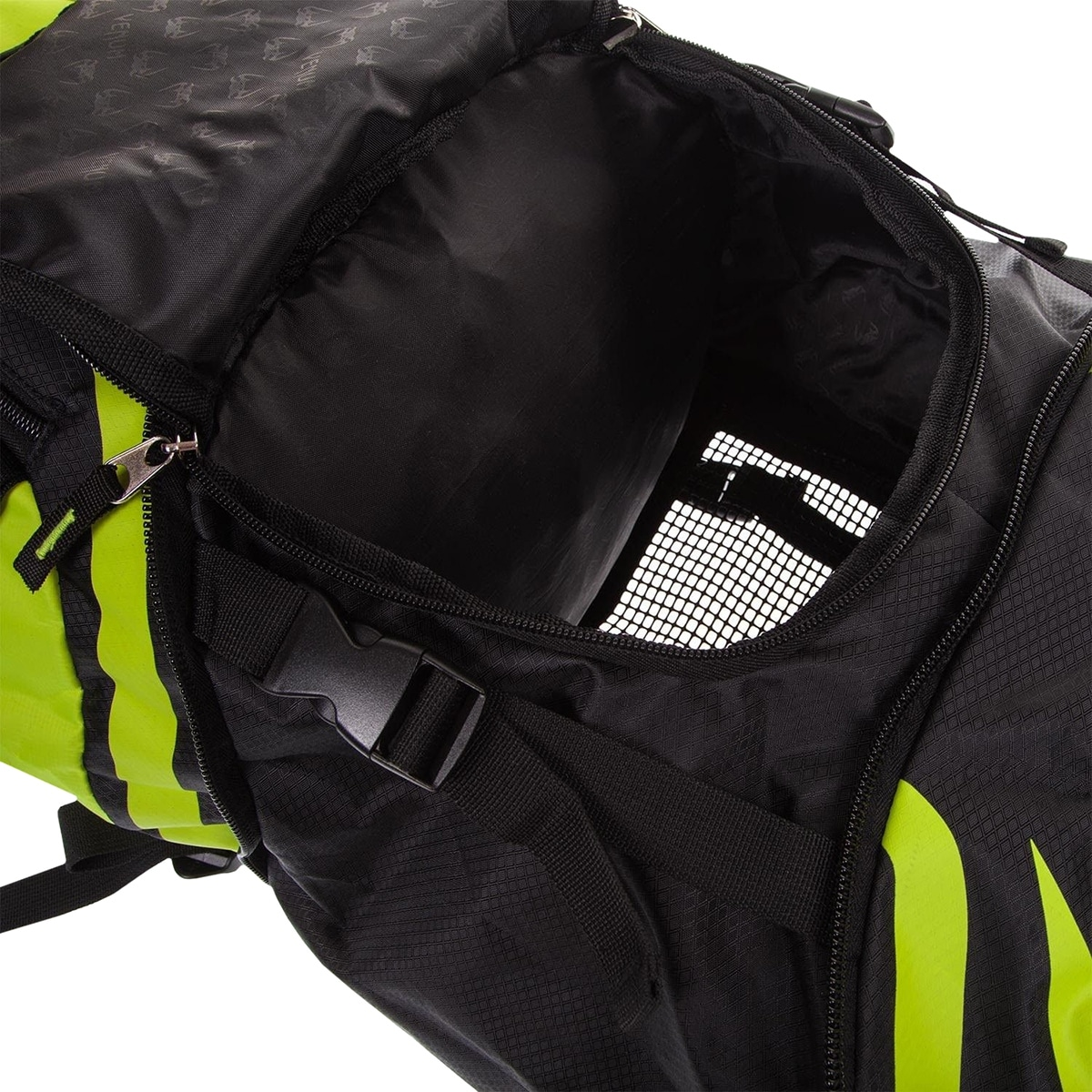 d566618597e2 Shop Venum Challenger Xtreme Backpack - Black Neo Yellow - Free Shipping  Today - Overstock.com - 17117572