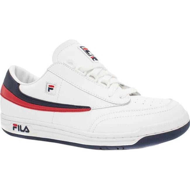 29b0f754 Fila Men's Original Tennis White/Fila Navy/Fila Red