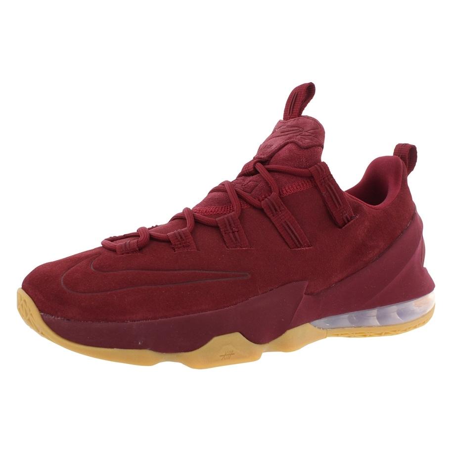 pretty nice 1feb4 f96c4 Nike Lebron XIII Low Prm Basketball Men's Shoes Size - 8 D(M) US