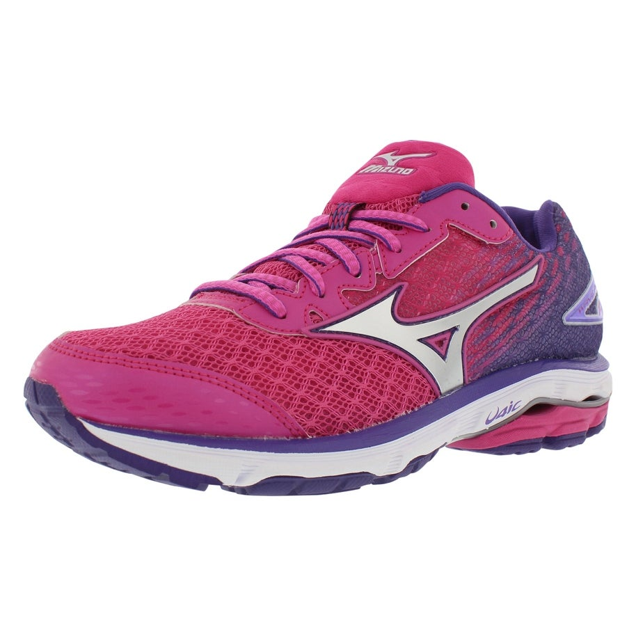 Shop Mizuno Wave Rider 19 Running Women s Shoes - 6 b(m) us - Free ... 853d77e2b