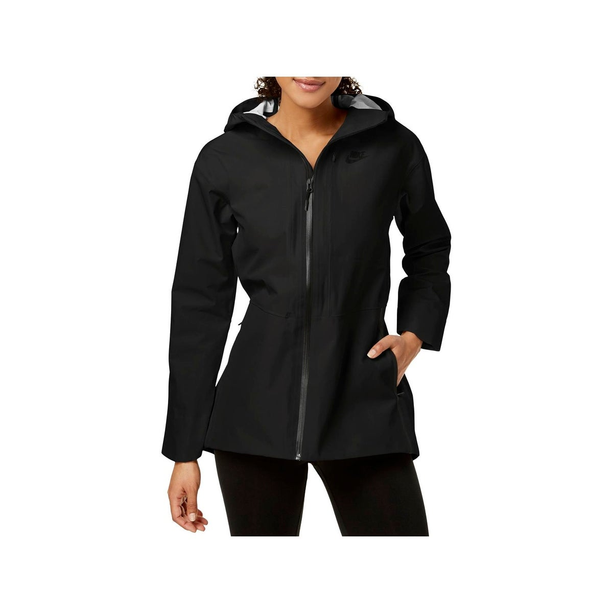 9f9e7181de62 Shop Nike Womens Raincoat Winter Warm - Free Shipping Today ...