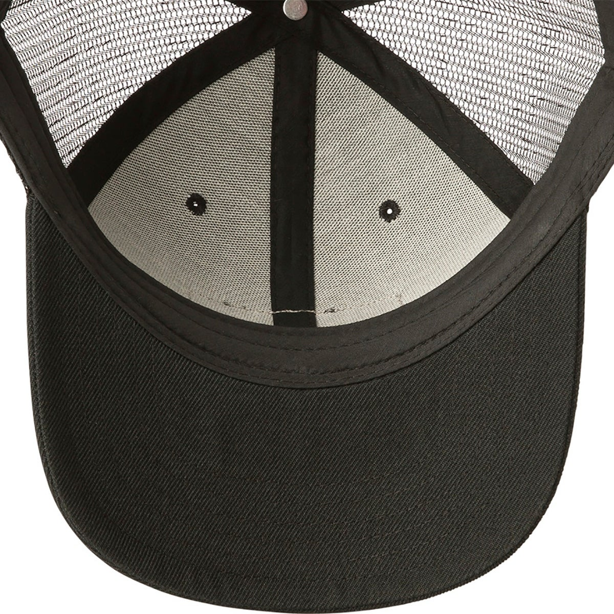 Shop RVCA Reno Adjustable Mid-Fit Mesh-Back Trucker Hat - Free Shipping On  Orders Over  45 - Overstock - 20091349 596dc6d1ecaf