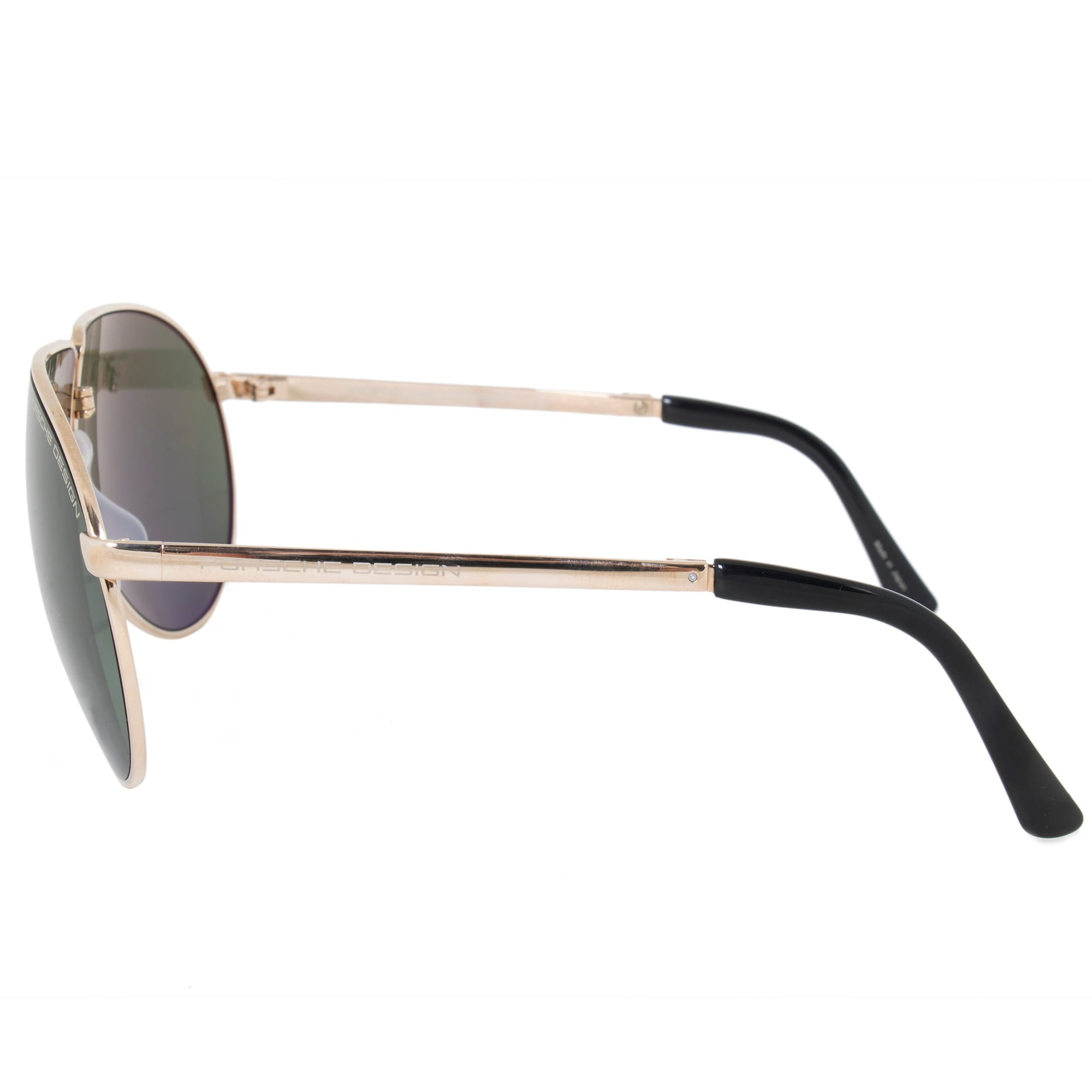 9abf17d81202 Shop Porsche Design Design Heritage P8480 A 66 Unbreakable Foldable  Sunglasses for Men