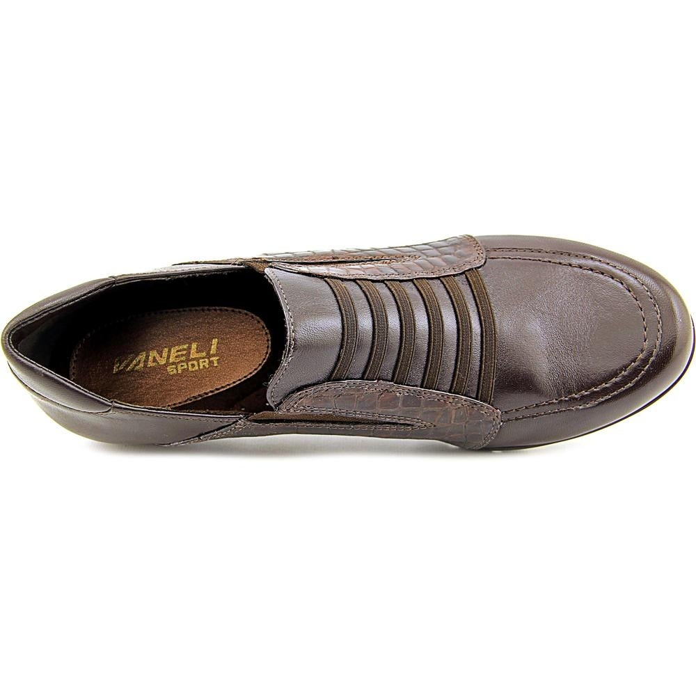 590ce6b7d35a Shop Vaneli Sport Armon Women Round Toe Leather Loafer - Free Shipping On  Orders Over  45 - Overstock - 13560230