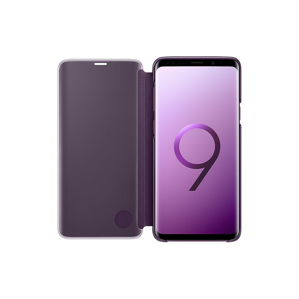 big sale a59b8 2390c Samsung Galaxy S9 Plus S-View Flip Cover with Kickstand